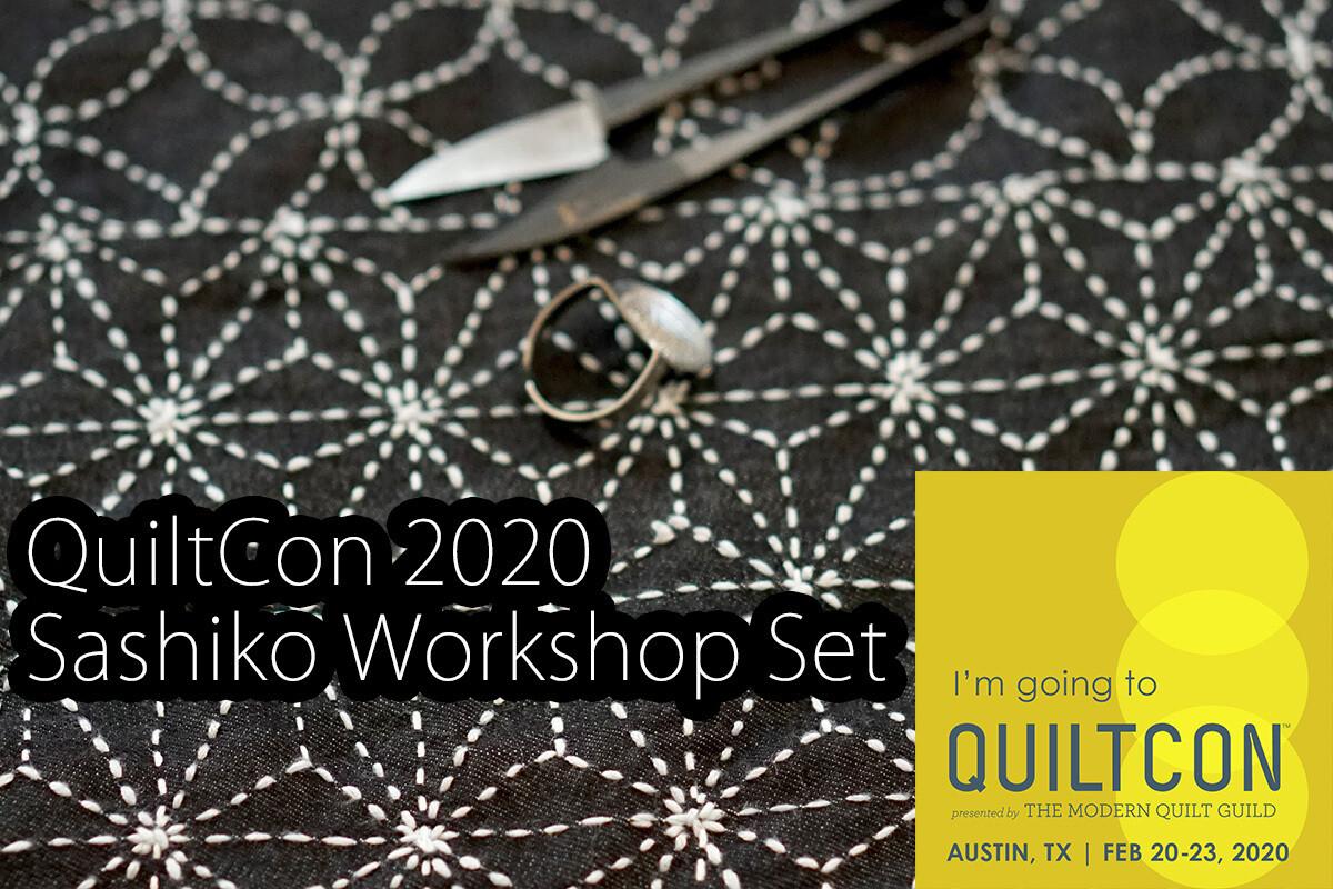 QuiltCon 2020 Sashiko Mastery - Required Workshop Supply
