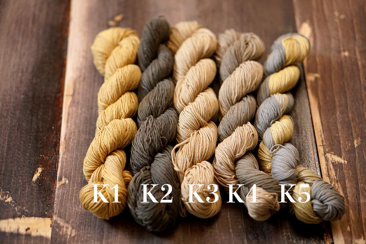 Kakishibu Sashiko Thread 2019 Collection