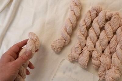 Natural Dye Sashiko Thread | Fall-Deer collection