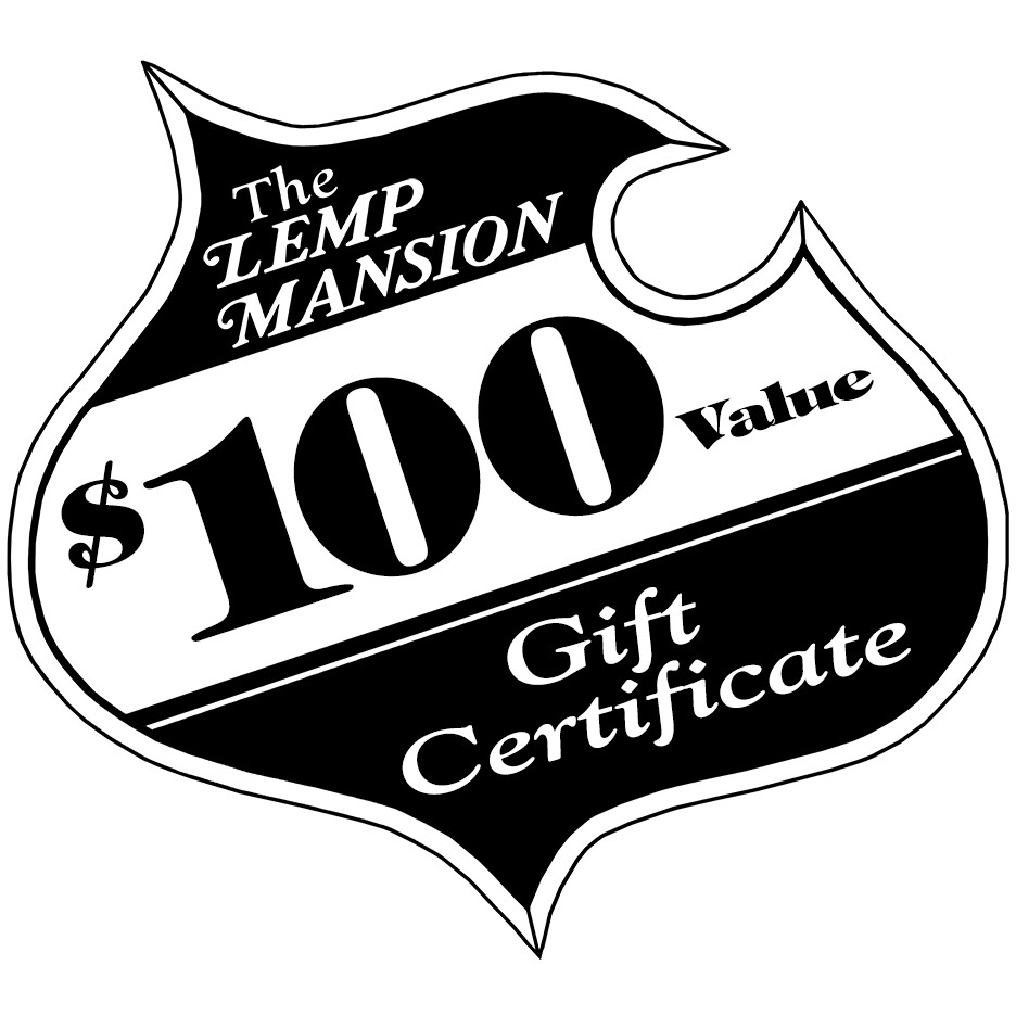 $100 Gift Cetificate