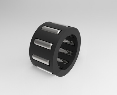 Roller bearings and cage for Autohelm 3000 and ST3000