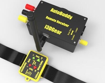 AutoBuddy - Remote Control for Raymarine / Autohelm SeaTalk Autopilots
