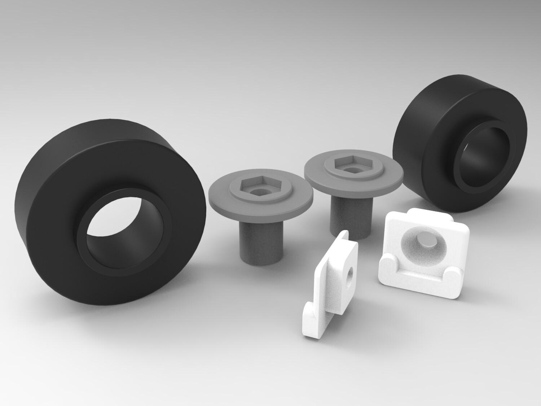 Clutch Roller Parts - Simrad WP10/WP30/WP32 Wheel Pilot