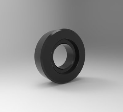 Belt Drive Wheel - Autohelm 4000, ST4000 Wheelpilot