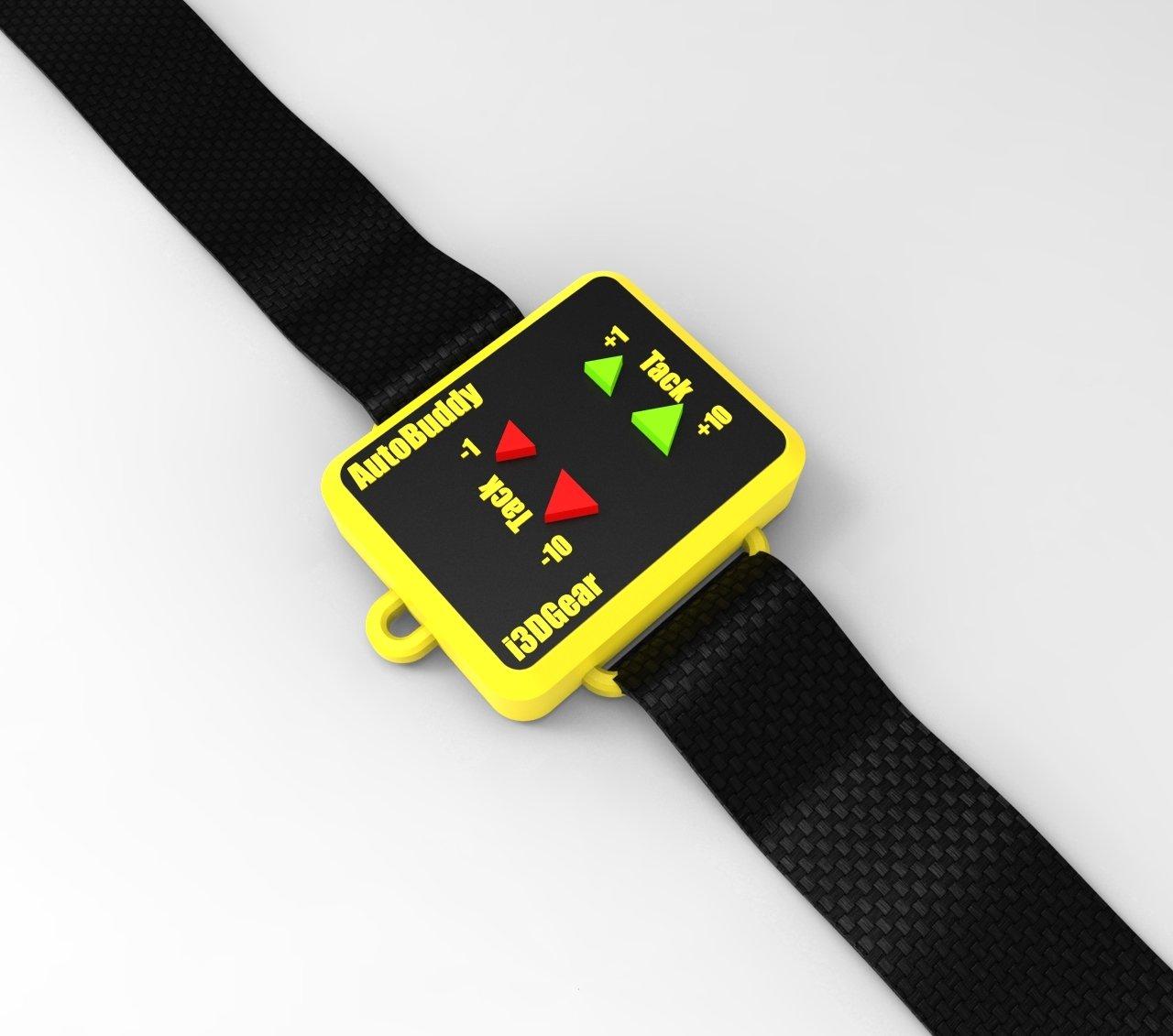 Wrist transmitter for AutoBuddy for Autohelm 2000/3000/4000