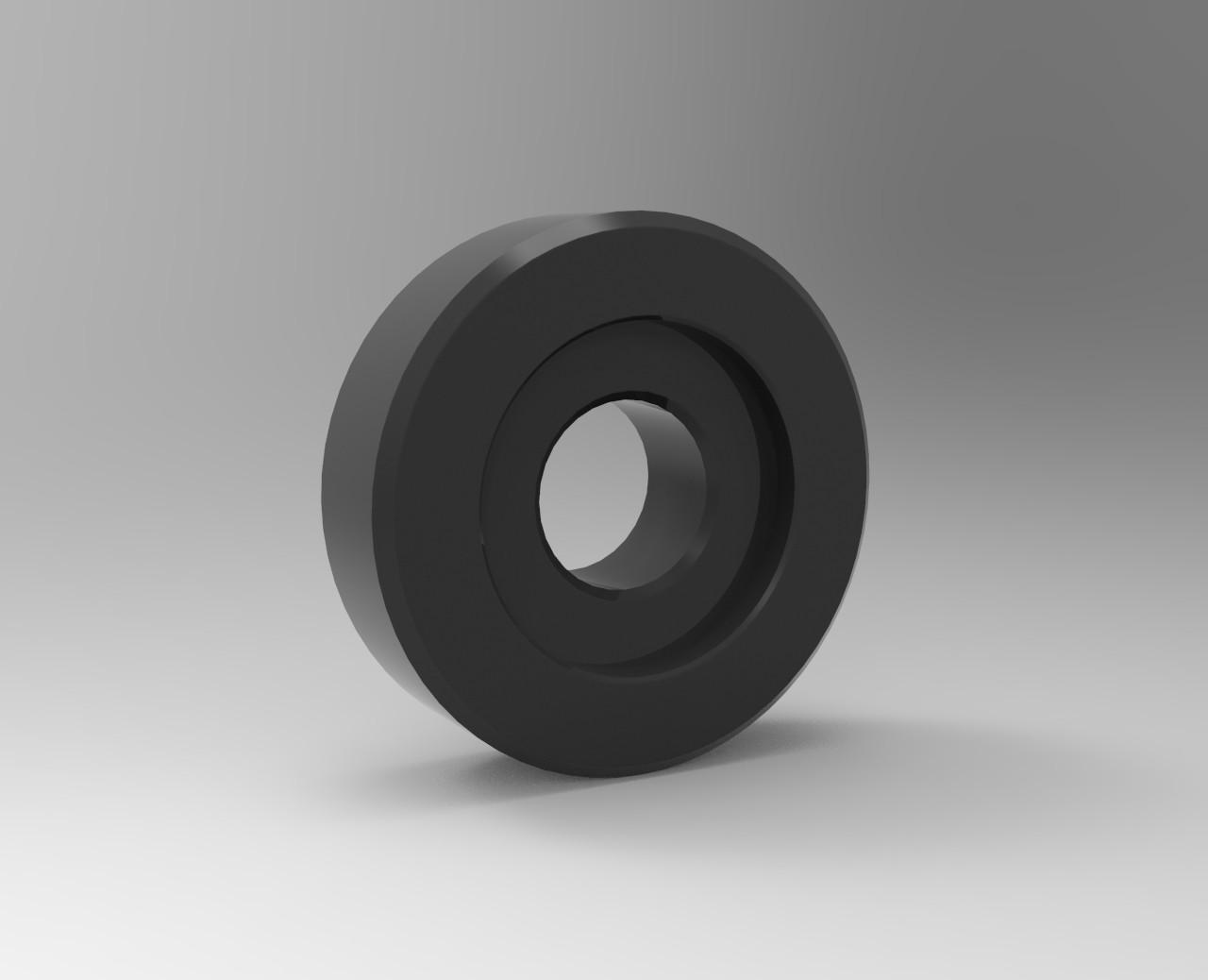 Belt Adjustment Wheel - Autohelm 4000, ST4000 Wheelpilot