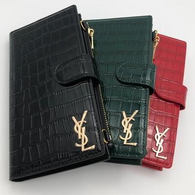 Universal shoulder wallet phone case Designer