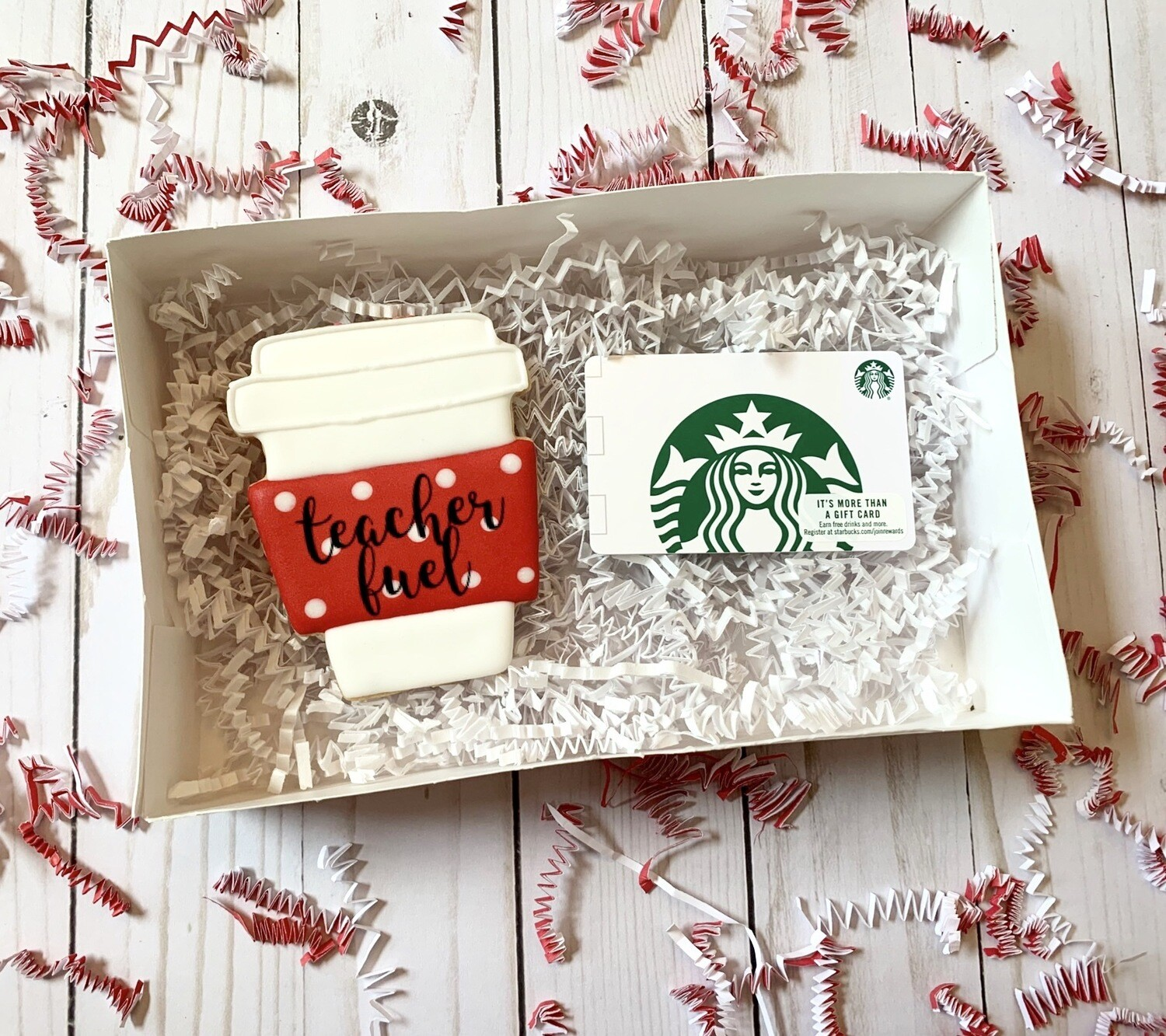 Teacher Fuel Gift Box