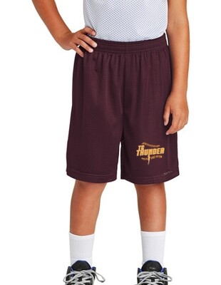 Youth Sport-Tek® PosiCharge®Classic Mesh Short