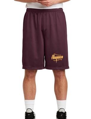 Adult Sport-Tek® Long PosiCharge®Classic Mesh Short