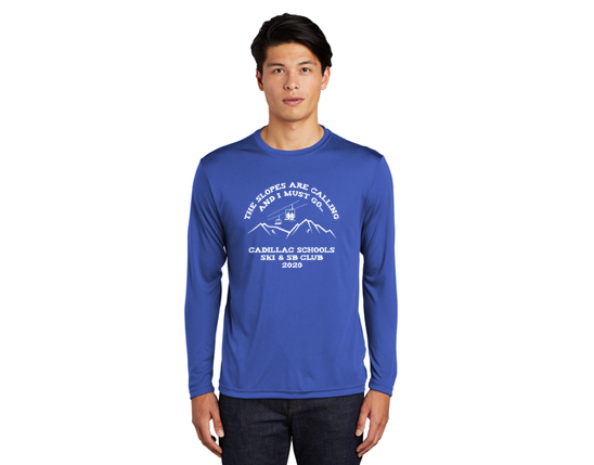 Sport-Tek® Long Sleeve PosiCharge® Competitor™ Tee ST350LS