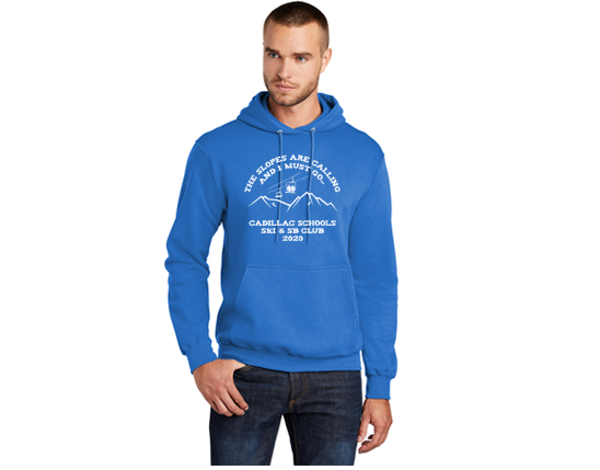 Port & Company® - Core Fleece Pullover Hooded Sweatshirt PC78H
