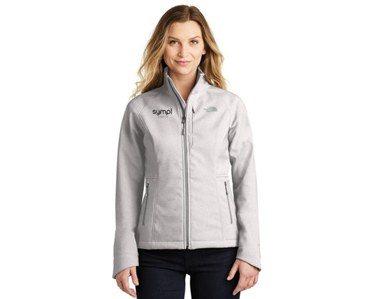 The North Face® Ladies Apex Barrier Soft Shell Jacket - NF0A3LGU