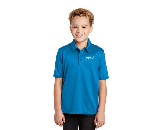 Sympl - Port Authority® Youth Silk Touch™ Performance Polo - Y540