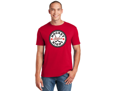 Gildan Softstyle® T-Shirt  - HOCKEY