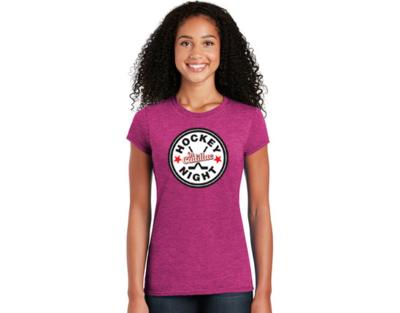 Gildan Softstyle® Ladies T-Shirt  - HOCKEY