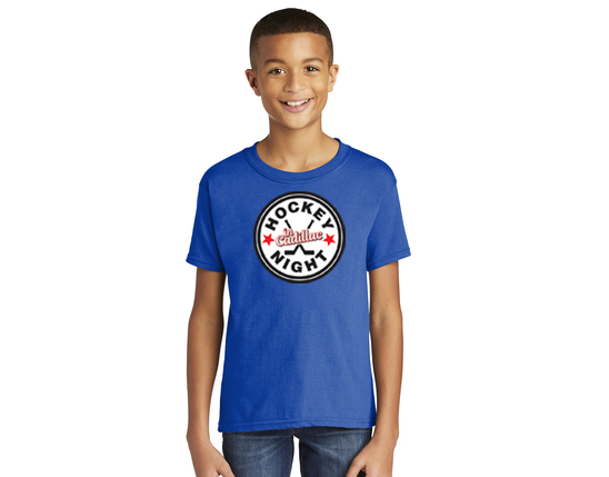 Gildan Youth Softstyle® T-Shirt  - HOCKEY