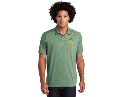Sport-Tek ® PosiCharge ® Tri-Blend Wicking Polo