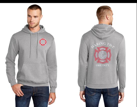 PC78HT Port & Company® Core Fleece Pullover Hooded Sweatshirt - TALL SIZES
