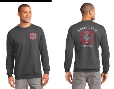PC90 Port & Company® Essential Fleece Crewneck Sweatshirt