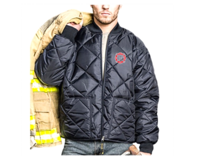 Game Firefighter Jacket - Black