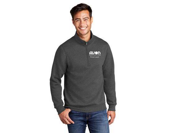 PC78Q Port & Company ® Core Fleece 1/4-Zip Pullover Sweatshirt  -AP