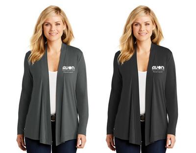 L5430 - Port Authority® Ladies Concept Open Cardigan -AP