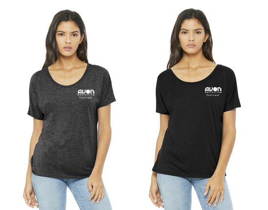 BELLA+CANVAS ® Women's Slouchy Tee - BC8816 -AP