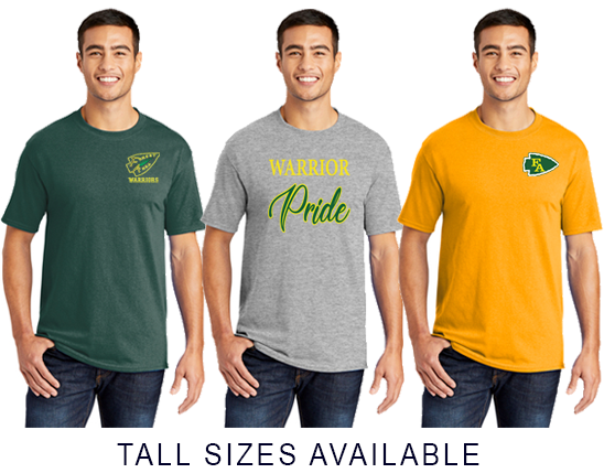 Port & Company® Core Blend Tee (TALL SIZES AVAILABLE) PC55 - FA