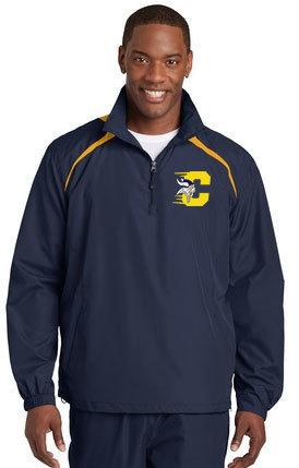 Sport-Tek® 1/2-Zip Wind Shirt. JST75.