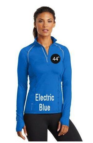 44N OGIO® ENDURANCE Ladies Nexus 1/4-Zip Pullover. LOE335
