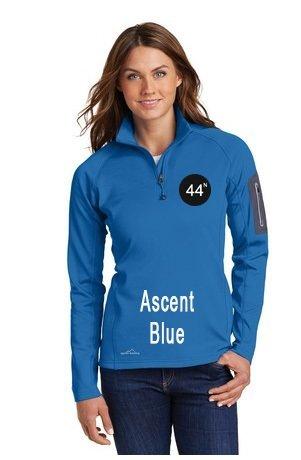 44N Eddie Bauer® Ladies 1/2-Zip Performance Fleece Jacket. EB235