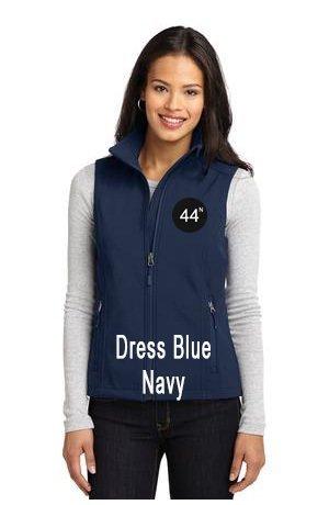 44N Port Authority® Ladies Core Soft Shell Vest. L325