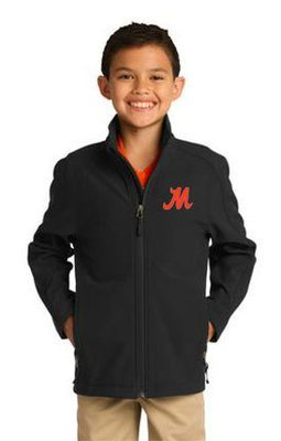 Port Authority® Youth Core Soft Shell Jacket. Y317.