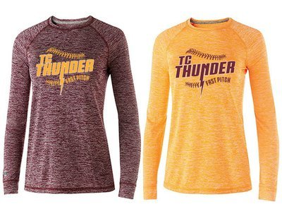 LADIES - Holloway Electrify 2.0 Shirt Long Sleeve
