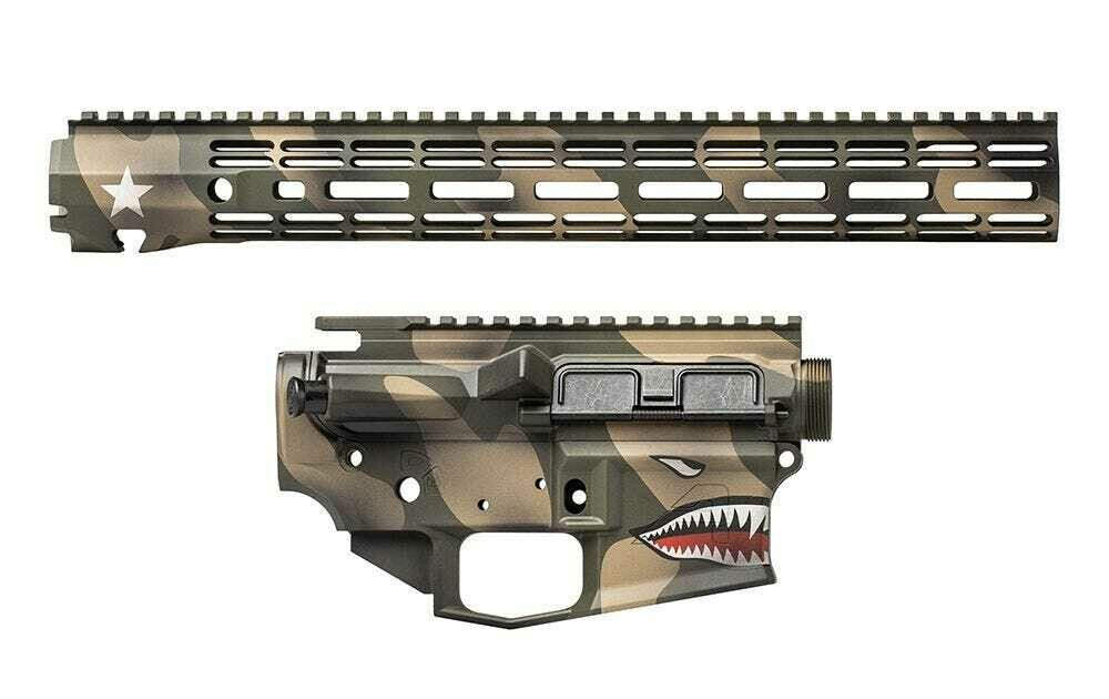 "AERO PRECISION M4 Builder Set w/ 15"" ATLAS S-ONE M-LOK Handguard - Warthog Builder Set"