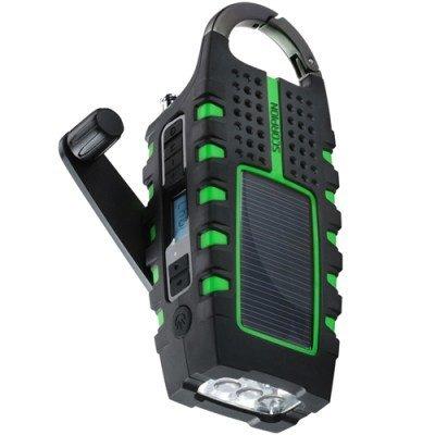 Eton Scorpion Multifunction Crank Radio & Phone Charger