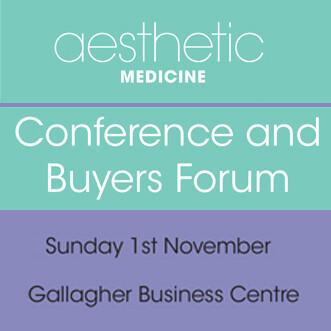 Aesthetic Medicine Conference 1 Nov 2020