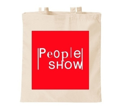 People Show Tote bag