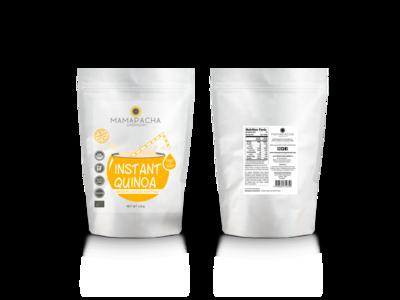 Instant Quinoa -Gelatinized Quinoa Powder 250 G