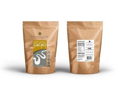 Raw Caco Nibs  250 G