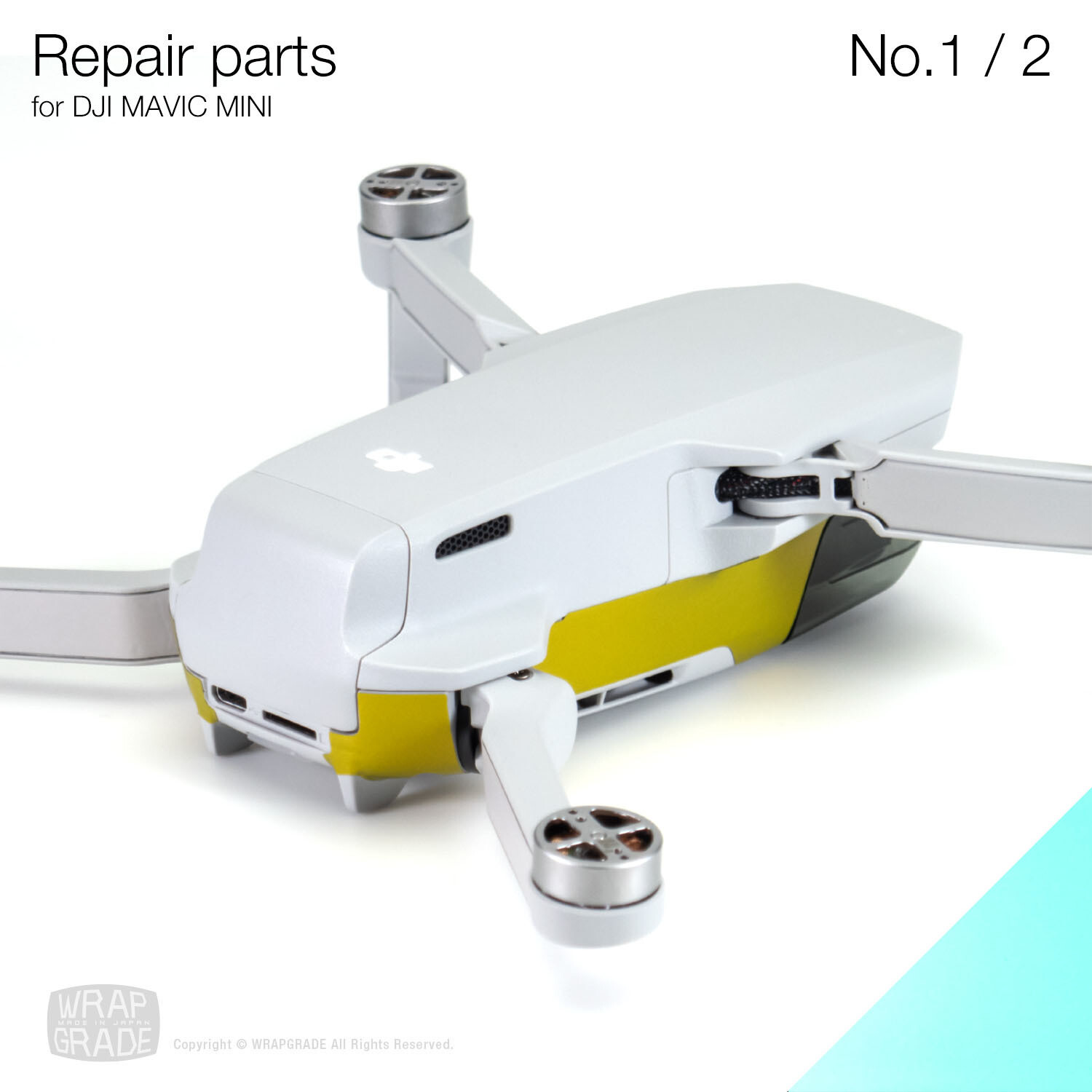 Repair parts for DJI MAVIC MINI [20colors]