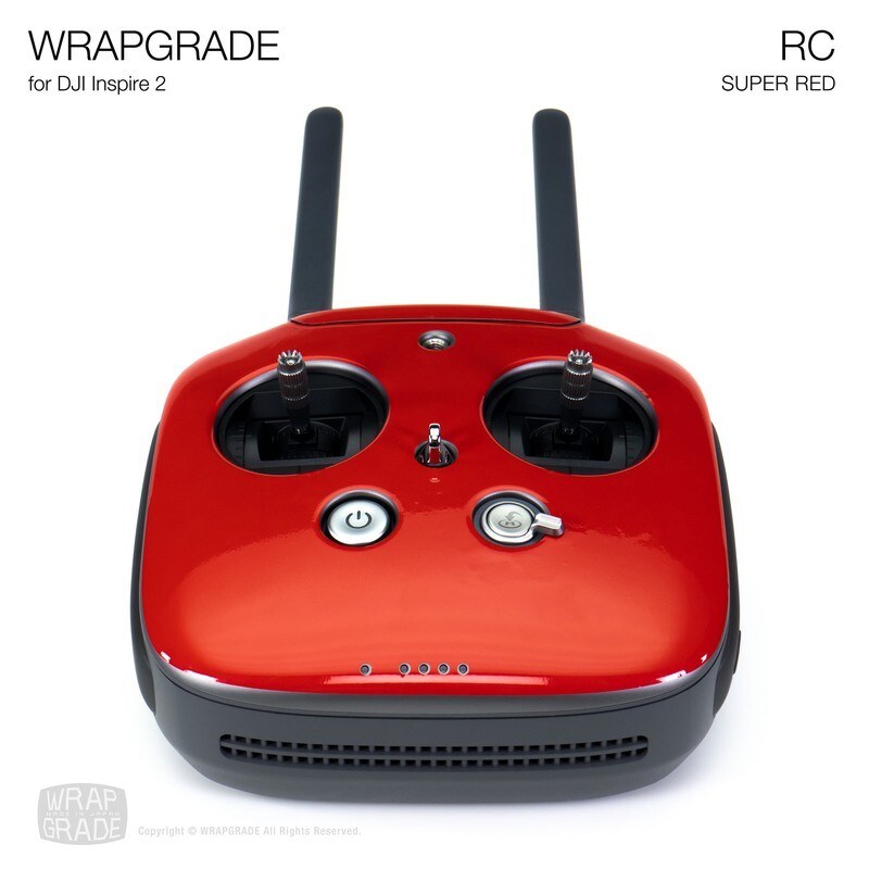 WRAPGRADE for DJI Inspire 2 | Remote Controller [20 colors]