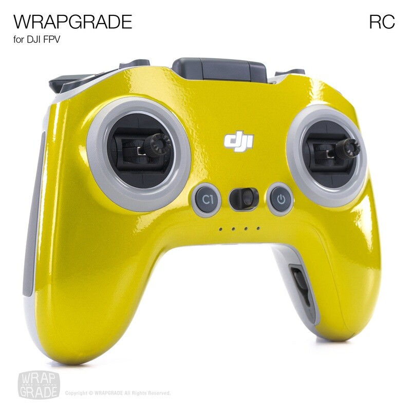 WRAPGRADE for DJI FPV   RC [20 colors]