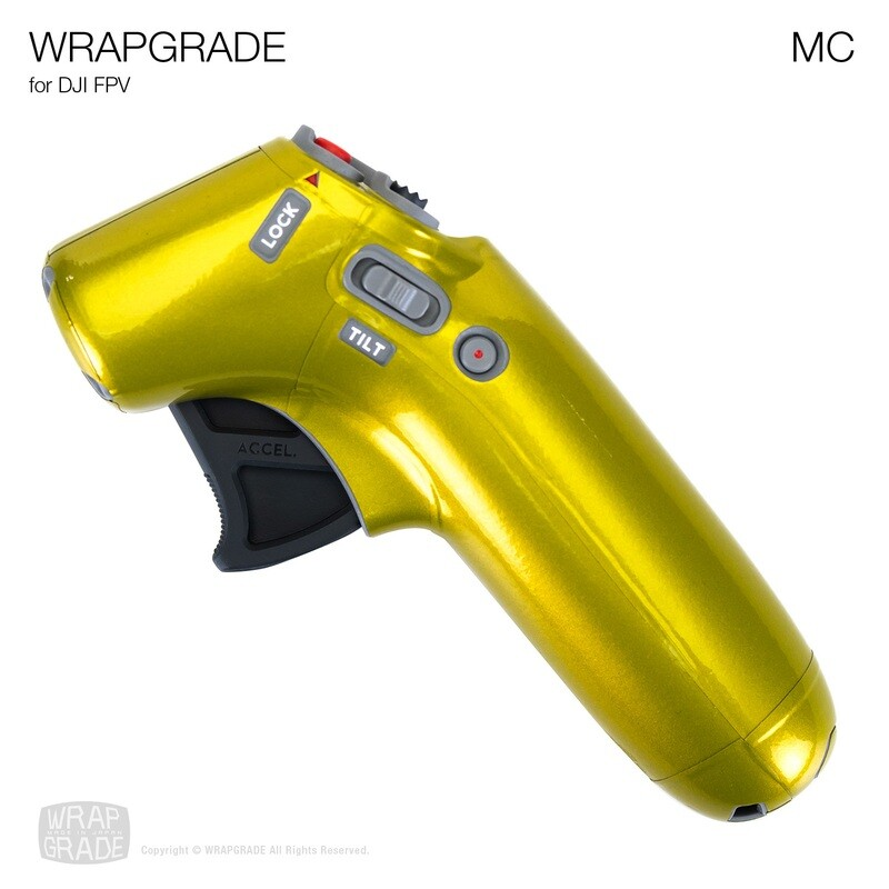 WRAPGRADE for DJI FPV   Motion Controller [20 colors]