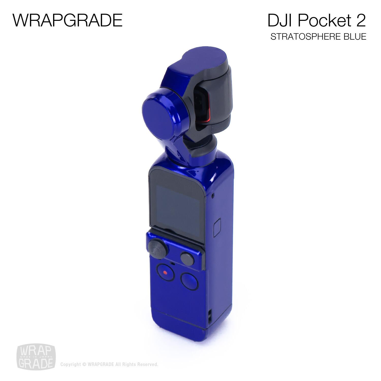 WRAPGRADE for DJI Pocket 2 (STRATOSPHERE BLUE)