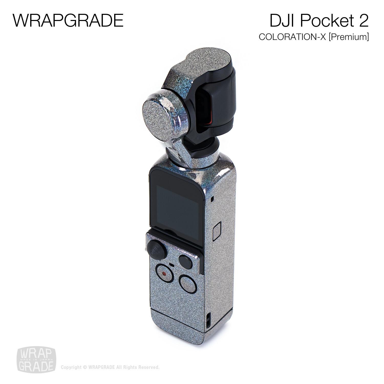 WRAPGRADE for DJI Pocket 2 (COLORATION-X)【Premium】