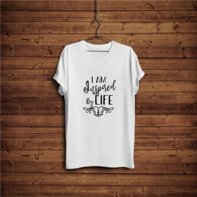 Inspired By LIFE - Women's Cut - Short Sleeve