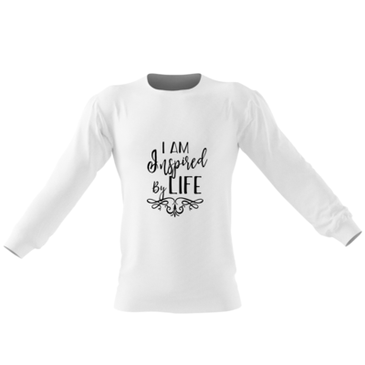 Inspired by LIFE - Women's Cut- Long Sleeve