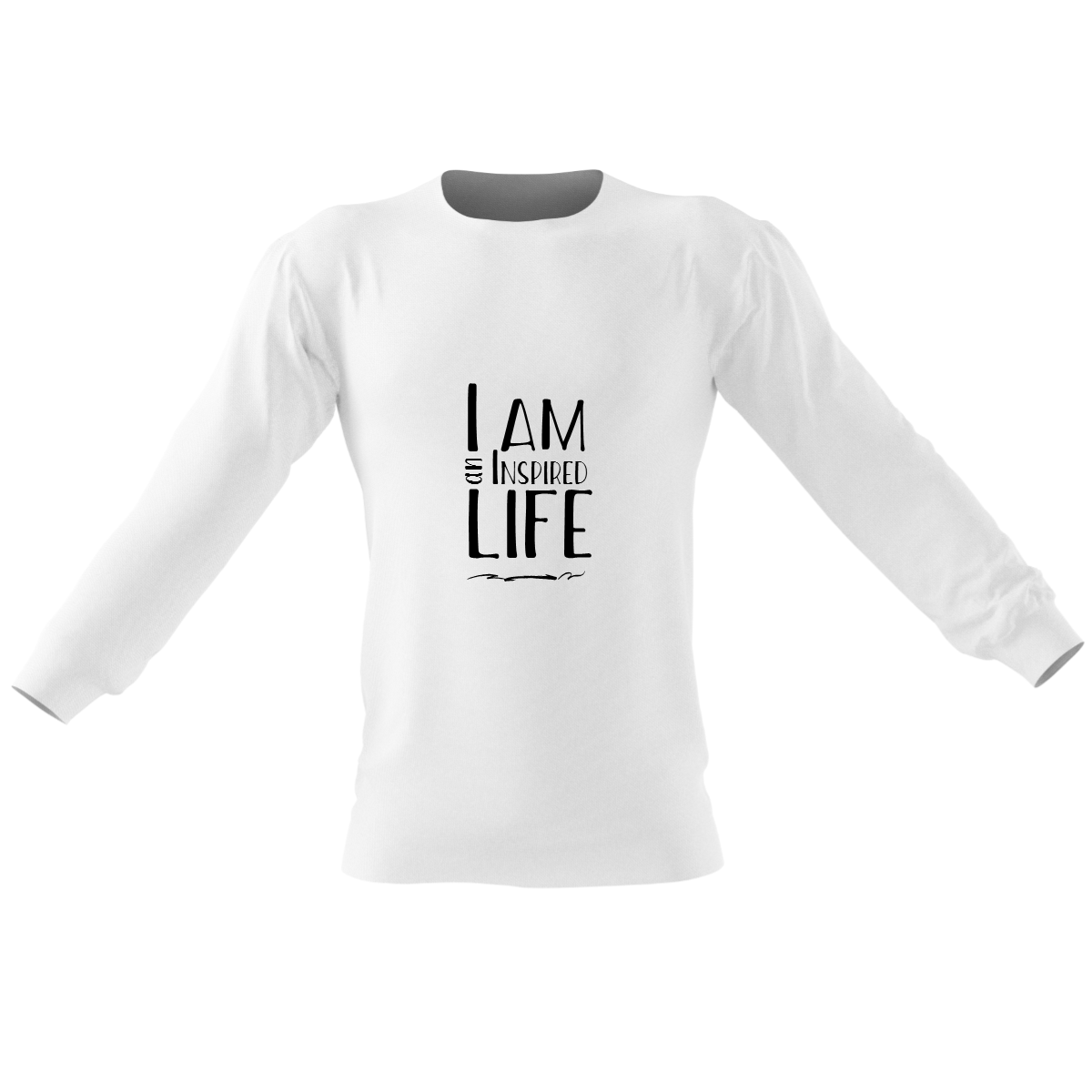 An Inspired LIFE - Adult - Long Sleeve